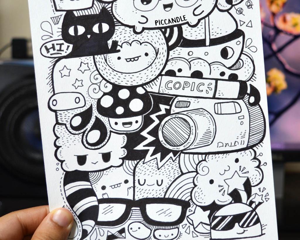 Kawaii Drawings by PicCandle