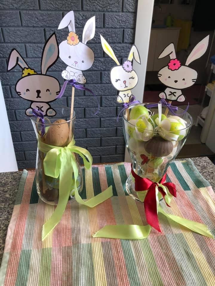 Cute Easter Bunny Ideas