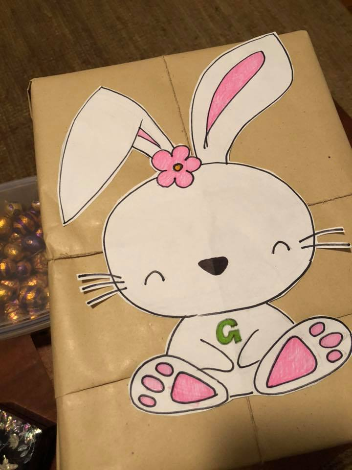Cute Bunny Paper Crafts