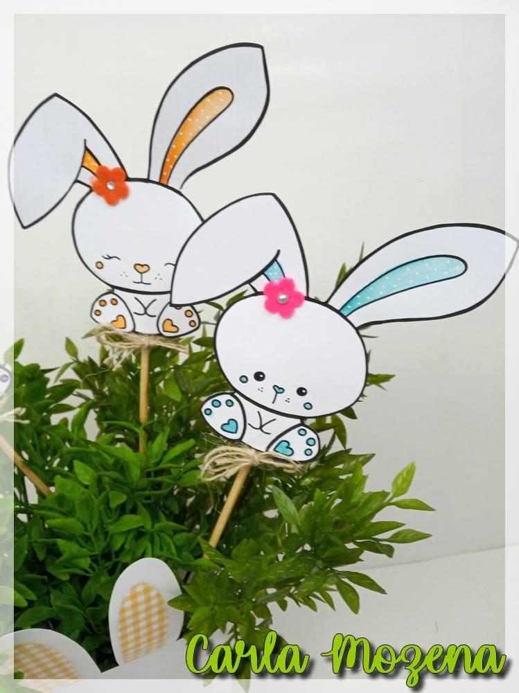 DIY Easter Bunny Ideas