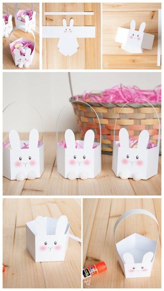 Bunny craft ideas