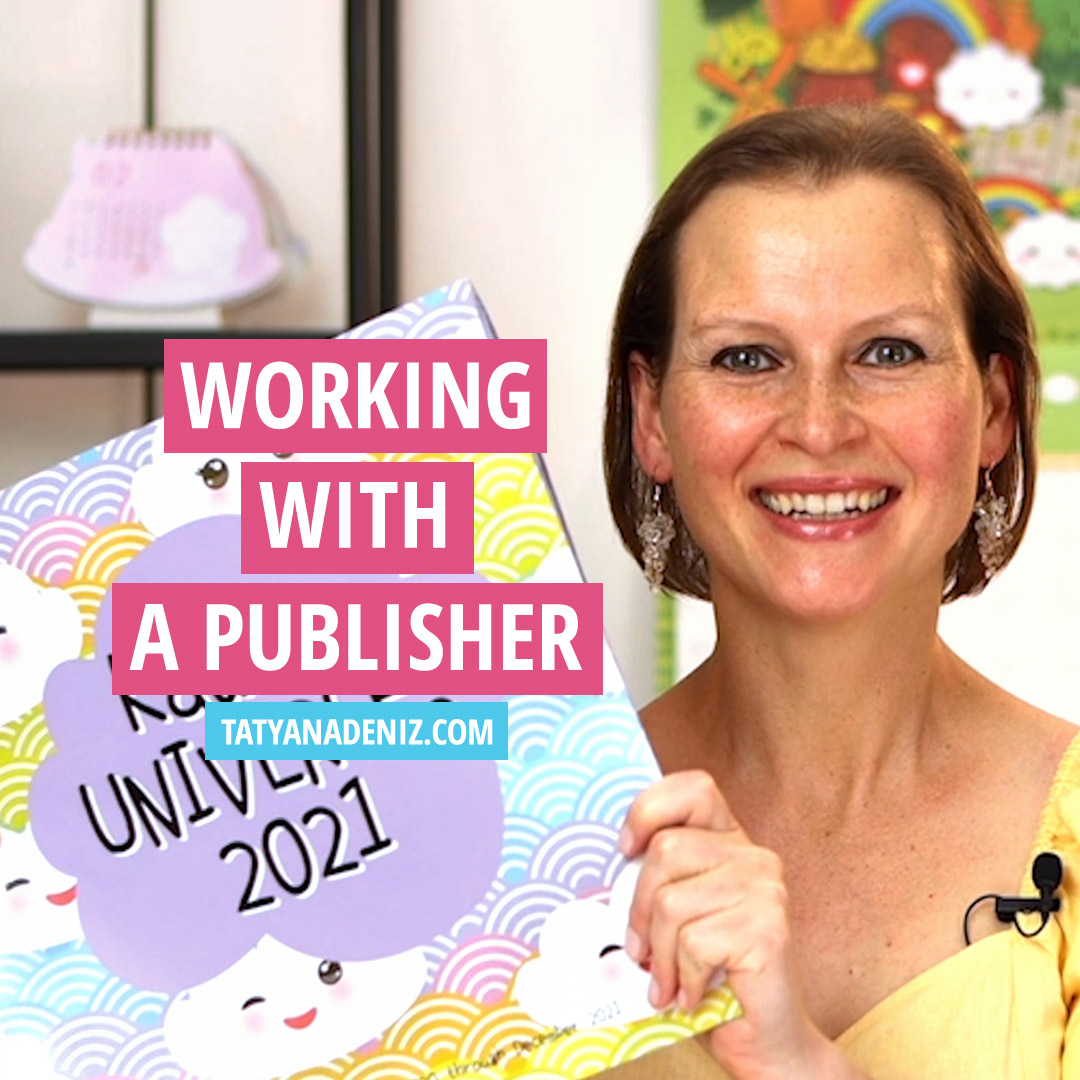 How to get published as an artist in traditional publishing without an agent