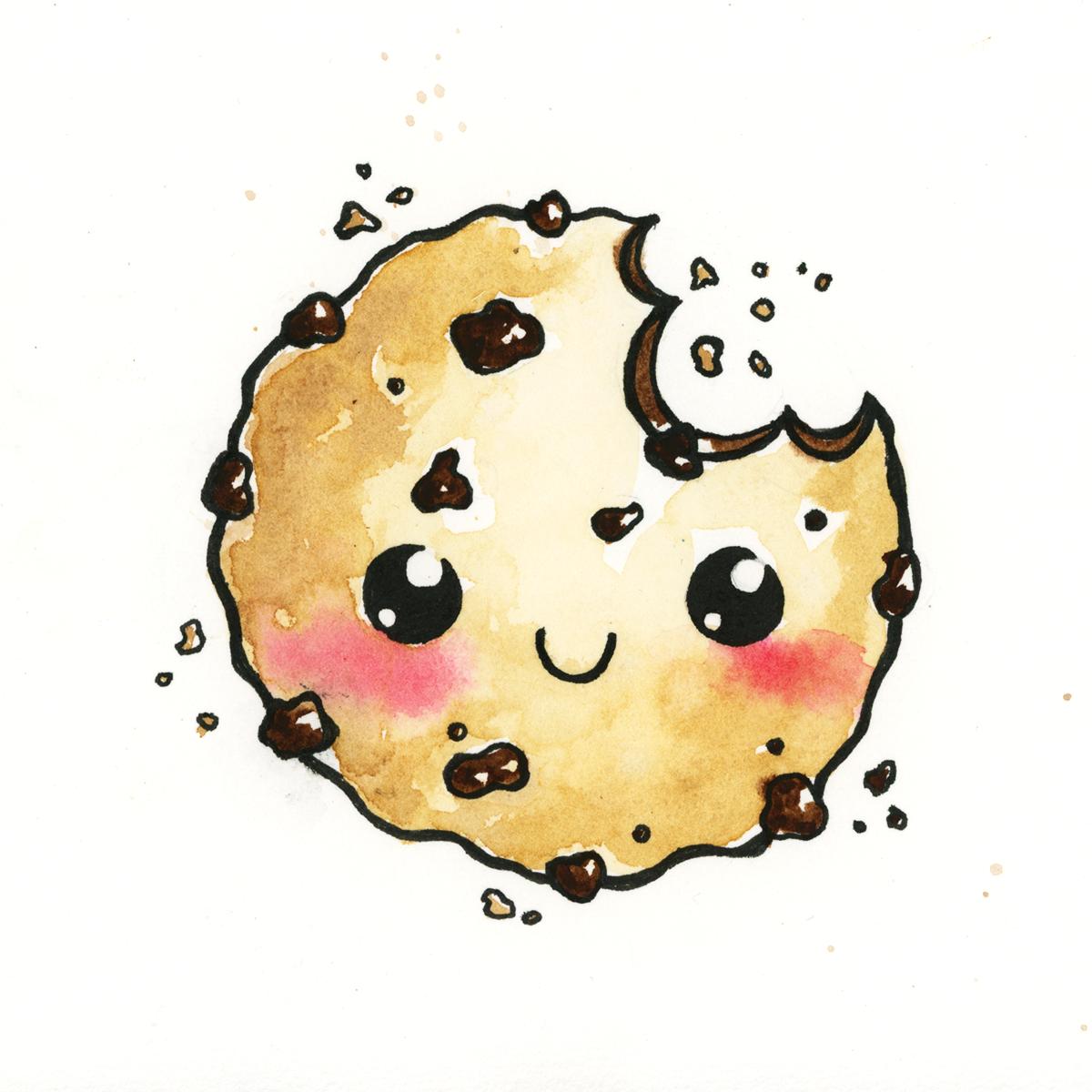 Kawaii Cookie